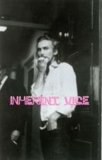 inherent vice || george harrison  by yelloowbaby