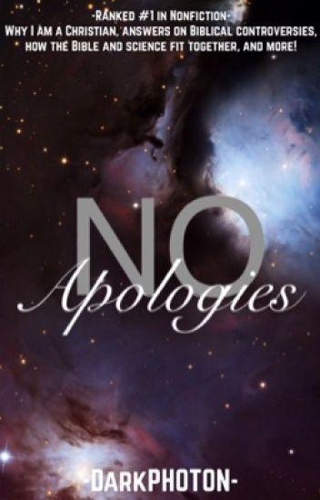 No Apologies: Why I am a Christian