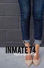 Inmate 74 by MahoneBucksCoffe