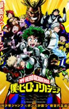 My Hero Academia One-Shots by Smol_Da_Vinci
