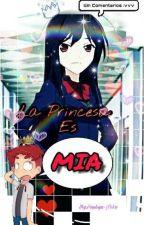 La Princesa Es Mia!!! (Foxy Y Tu) FNAFHS Wattys 2017 !! by Sophya-Neko
