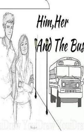 Him, Her And The Bus by zacrin92
