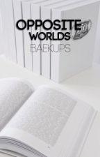 opposite worlds | kim taehyung by baekups