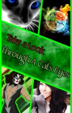 Take A Look through A Cat's Eyes - Catman by nightslegacy