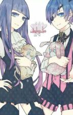 Phantomhive hosts (Black Butler crossover Ohshc) by little_nightmare_12
