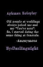 Aphmau Rp book  by Dazlingnight