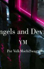 Angels and Devils †YoonMin One Shot† by Vxlk_Senpai