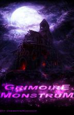 Grimoire Monstrum by DamienKnight04