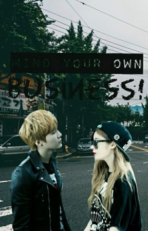 Mind your own business! ➻ M. YoonGi by YourSsenunnie