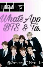 WhatsApp BTS Y Tu 😂 ||1ra Temp.|| by PrincessOfNamJin
