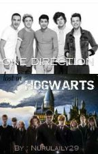 One Direction Lost In Hogwarts by Nurulailymalfoy