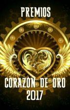 Premios Corazón De Oro [Inscripciones Cerradas] by Gigi2015sl