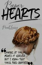 Paper hearts (SK) by PauLassy