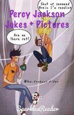 Percy Jackson Jokes & Headcanons by SparklesReader