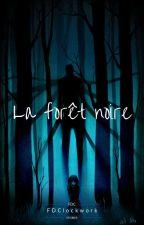 La forêt noir (Slenderman) by FDClockwork