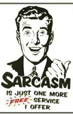 sarcasm by Vasvisharmaa