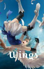 Wings•°'°•'°•' by Astral_Strike
