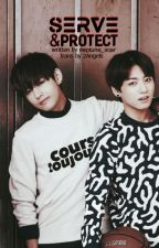 [v-trans] serve & protect | vkook by 2Angels_Fanfic