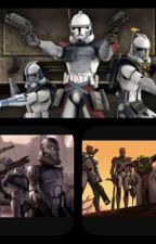 Clone trooper preferences and imagines by catalbano