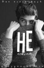 HE ✓ by mrsvna