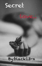 Секретная любовь.. by black13-x