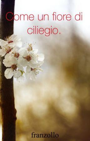 Come un fiore di ciliegio. by franzollo