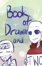 Book of Drawing and Stuff TWO by rivnnry