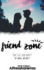 Friendzone [IrzanFaiq] by AlfianaHaniefaa