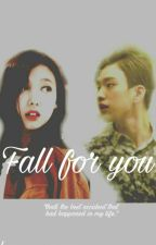 Fall for you | Jinyeon fanfic | by nayeonyeon