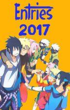 Entries 2017 by NarutoWattyAwards
