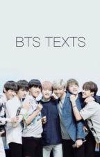 bts texts ✉️ (3) boyxboy by belikelasagna
