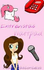 Entrevistas Wattpad by mabi_mendes