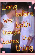 Long Before We Both Thought The Same Thing , Larry Stylinson by queen5NewBrokenScene