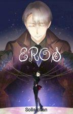 Eros|Texting|-Victuuri by Solis-chan