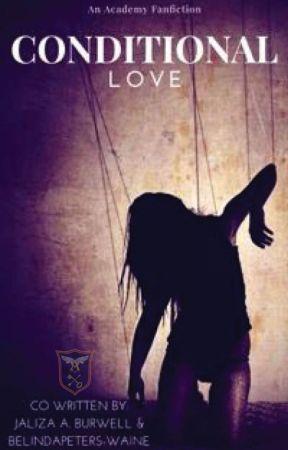 Conditional Love by JalizaBurwell