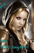 Aiden (Thor's Daughter!) #wattys2015 by BigDr3am3r