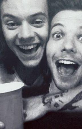 Harrys Winter Boyfriend Harry Styles And Louis Tomlinson