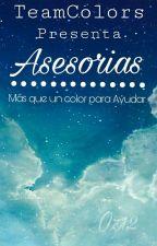 Asesorías  by XxColoresxX2