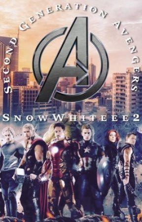 Second Generation Avengers [editing] by snowwhiteee2