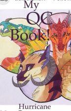 My OC Book! by Hurricane_Senpai