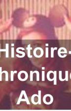 Histoire d'une adolescente.♥ by belleschroniques