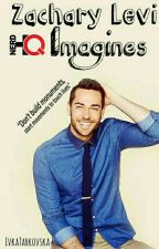 | Zachary Levi | • IMAGINES | PREFERENCES • by IvkaDixonTarkovska