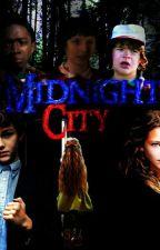 Midnight City ➳ Stranger Things by chxndleruxdark