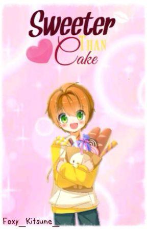 Sweeter Than Cake [Honey x Uke Male! Reader]✔️ - Lemon Cake   Or