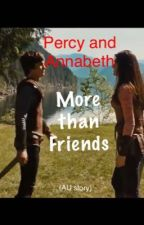 Percabeth: more than friends (AU story)  by LoneWolf1085