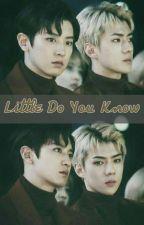 Little Do You Know by sunnydaysunday