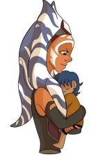 Star Wars Rebel Ahsoka raises a Shan by AshuraSkywalkers