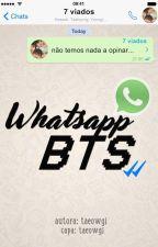 Whatsapp BTS (HIATUS) by taeowgi