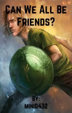 Can We All Be Friends? (Magnus Chase & Kane Chronicles Crossover) by mini0432