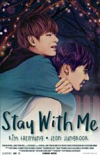 Stay With Me • vkook by Levthae